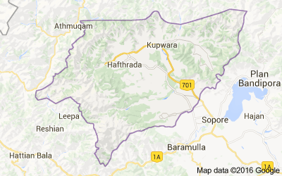 Kupwara district, Jammu and Kashmir