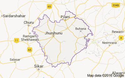 Jhunjhunun district, Rajasthan