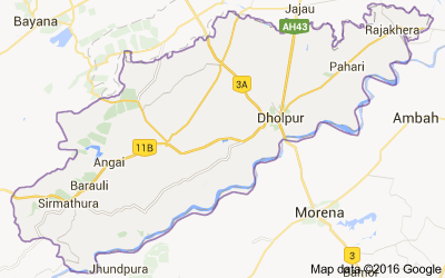 Dhaulpur district, Rajasthan