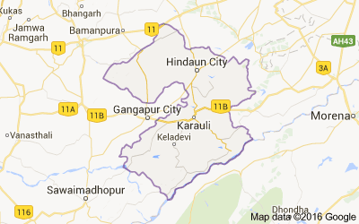 Karauli district, Rajasthan