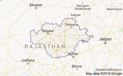 Nagaur district, Rajasthan