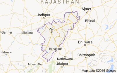 Pali district, Rajasthan