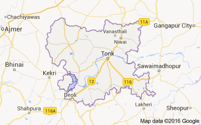 Tonk district, Rajasthan