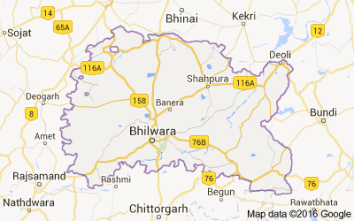 Bhilwara district, Rajasthan
