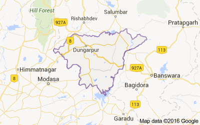Dungarpur district, Rajasthan