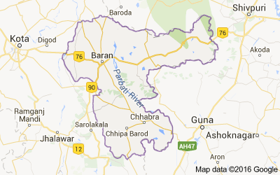 Baran district, Rajasthan
