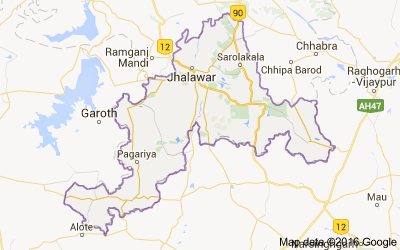 Jhalawar district, Rajasthan