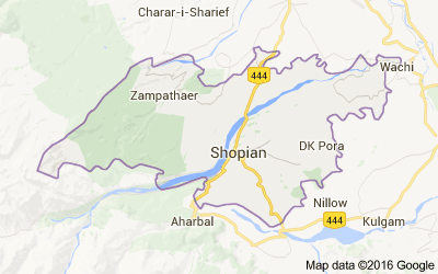 Shupiyan district, Jammu and Kashmir