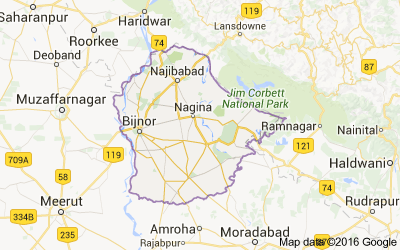 Bijnor district, Uttar Pradesh