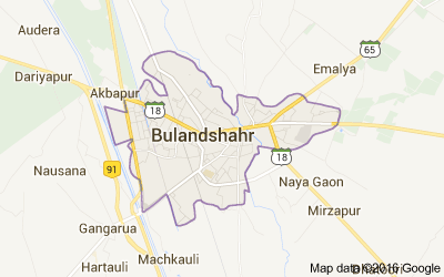 Bulandshahar district, Uttar Pradesh