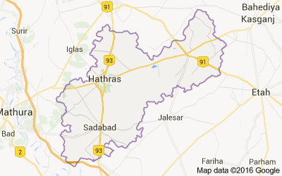 Mahamaya Nagar district, Uttar Pradesh