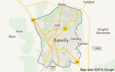 Bareilly district, Uttar Pradesh