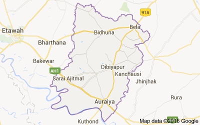 Auraiya district, Uttar Pradesh