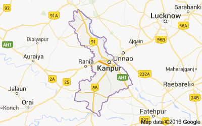 Kanpur Nagar district, Uttar Pradesh