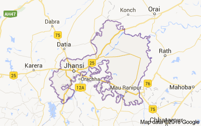 Jhansi district, Uttar Pradesh