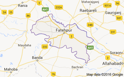 Fatehpur district, Uttar Pradesh