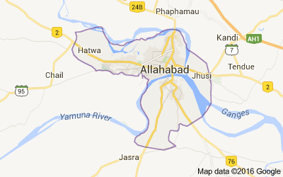 Allahabad district, Uttar Pradesh