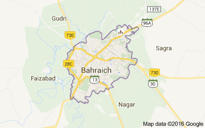 Bahraich district, Uttar Pradesh