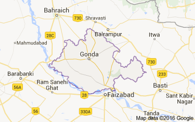 Gonda district, Uttar Pradesh