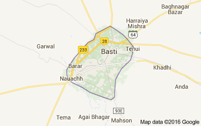 Basti district, Uttar Pradesh
