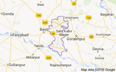 Sant Kabir Nagar district, Uttar Pradesh