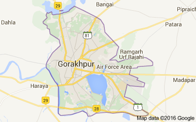 Gorakhpur district, Uttar Pradesh