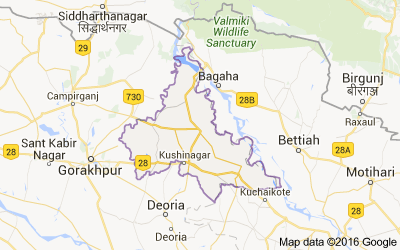 Kushinagar district, Uttar Pradesh