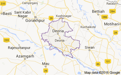 Deoria district, Uttar Pradesh