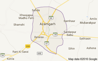 Azamgarh district, Uttar Pradesh