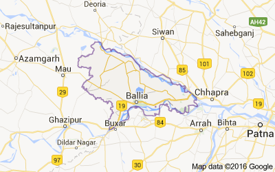 Ballia district, Uttar Pradesh
