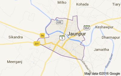 Jaunpur district, Uttar Pradesh