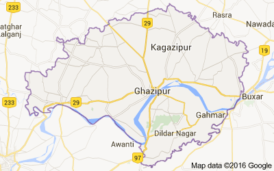 Ghazipur district, Uttar Pradesh