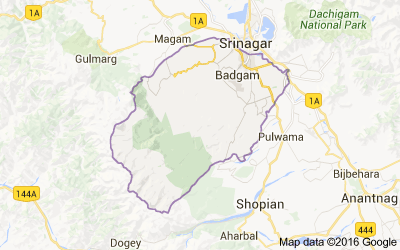 Badgam district, Jammu and Kashmir