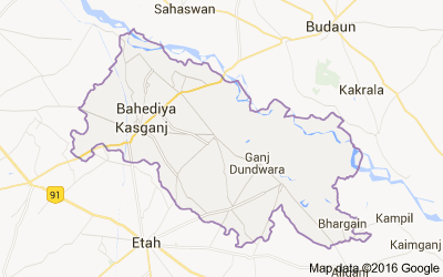 Kanshiram Nagar district, Uttar Pradesh