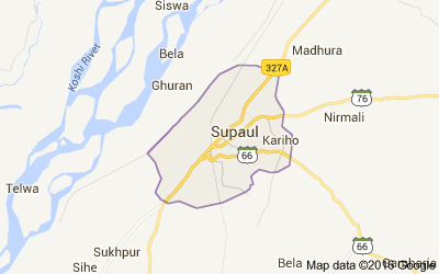 Supaul district, Bihar
