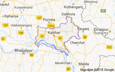Katihar district, Bihar