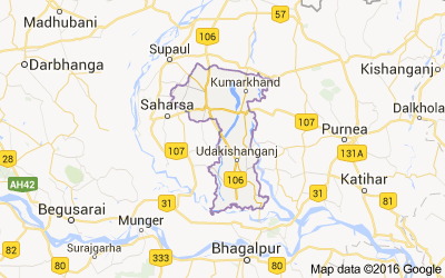 Madhepura district, Bihar