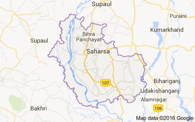 Saharsa district, Bihar