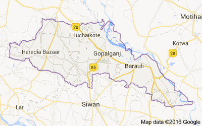 Gopalganj district, Bihar