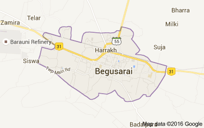 Begusarai district, Bihar