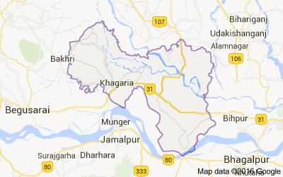 Khagaria district, Bihar