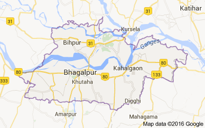 Bhagalpur district, Bihar