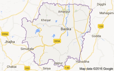 Banka district, Bihar
