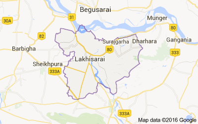 Lakhisarai district, Bihar