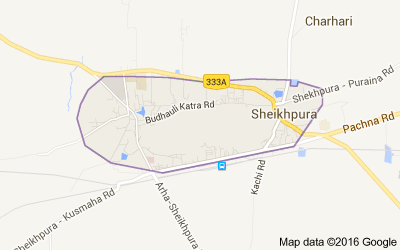 Sheikhpura district, Bihar
