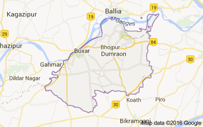 Buxar district, Bihar