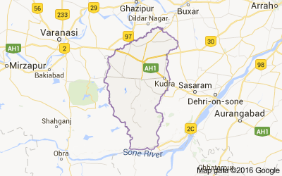 Kaimur district, Bihar