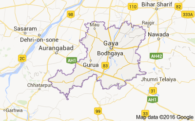 Gaya district, Bihar