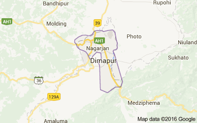Dimapur district, Nagaland