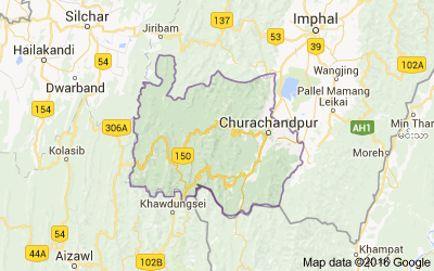 Churachandpur district, Manipur